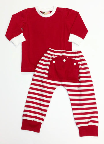 Boys Christmas Pajamas
