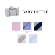 Load image into Gallery viewer, Baby Duffle