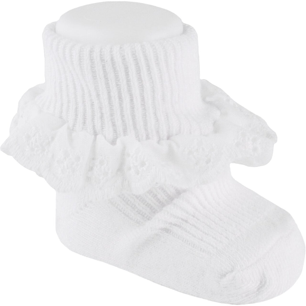 Infant Ruffle Socks
