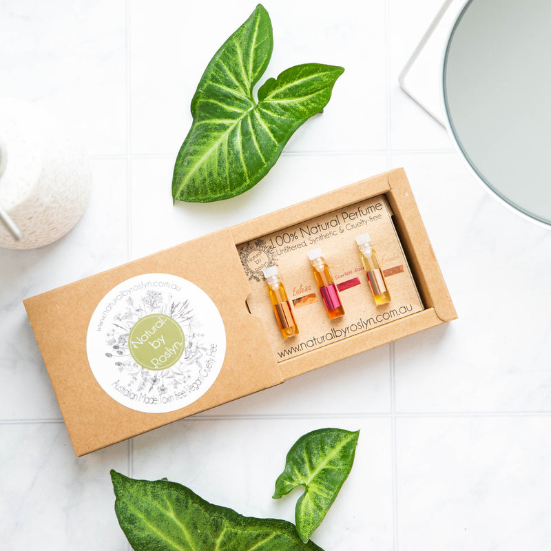 The Lux Natural Aroma bundle