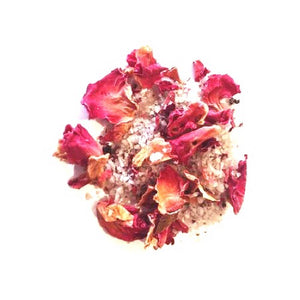 ROSE PETALS SEA SALT