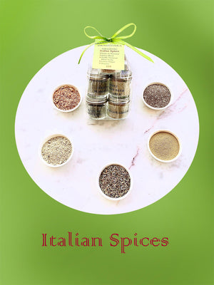 Italian Spices Set