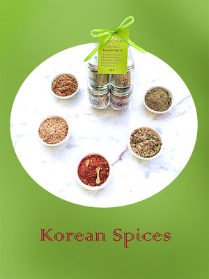 Korean Spice Set