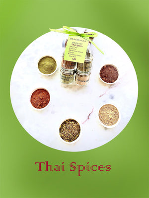 Chinese Spice Set