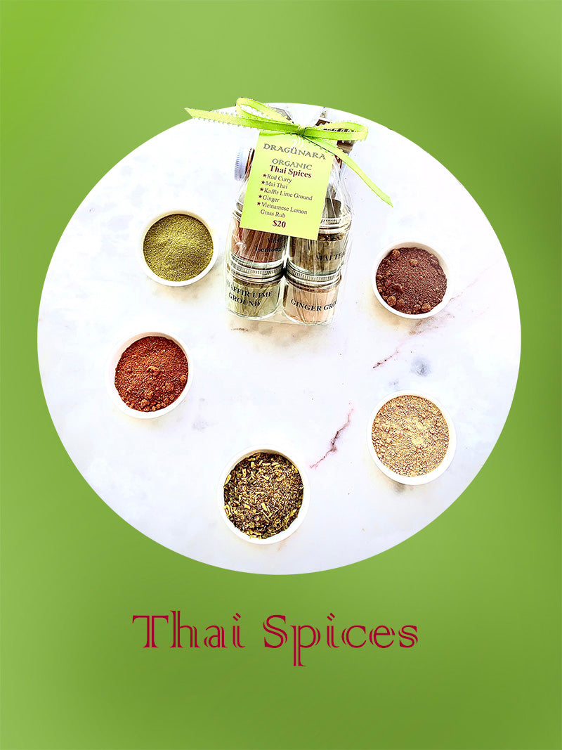 Thai Spice Set