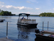 18' Pontoon Rental