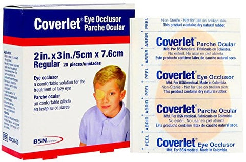 Parche Ocular Coverlet