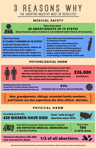 Abortion Fact Sheet