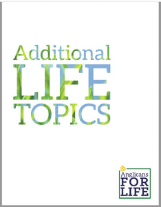 Additional Life Topics