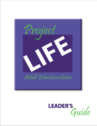 Project Life Leader's Guide