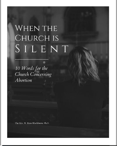 When the Church is Silent