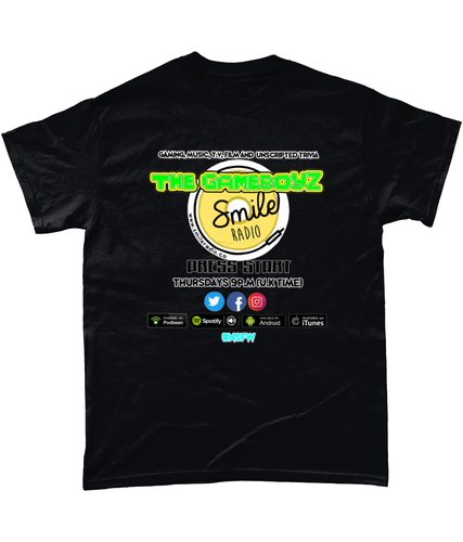 The GameboyZ of Smile (B) T-Shirt