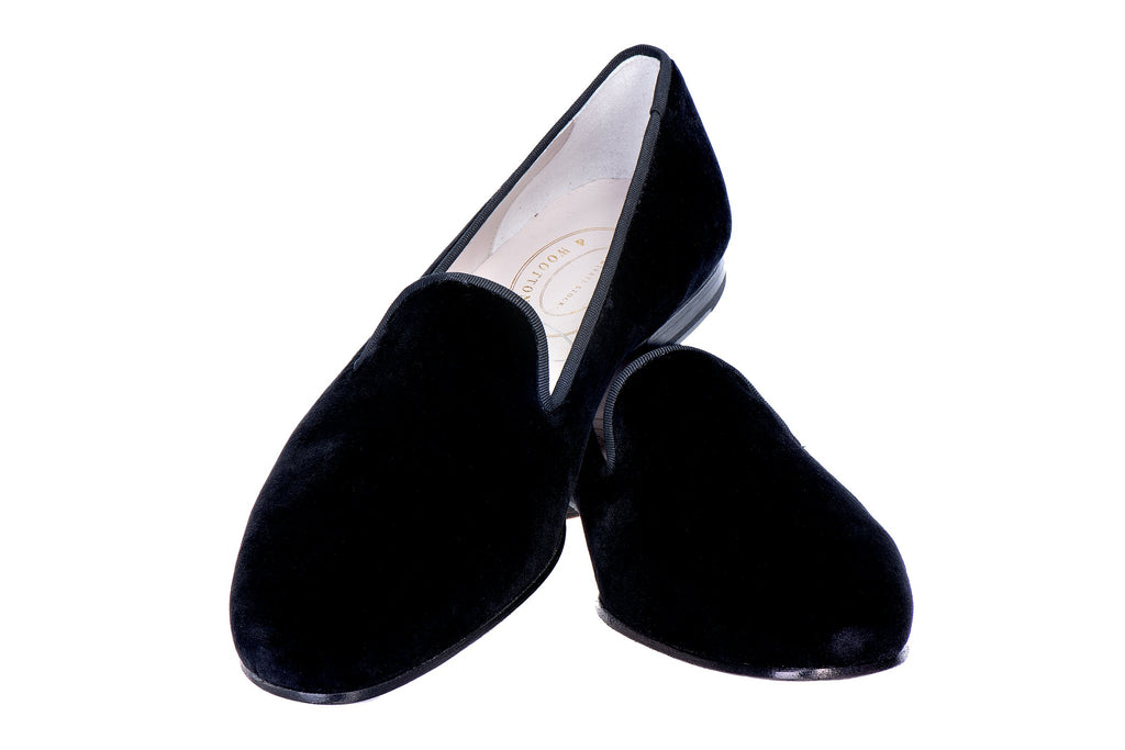 Men's Insecure Black PS Slipper
