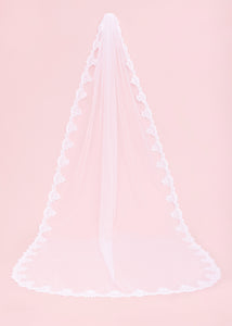 Venetia Lace Wedding Veil