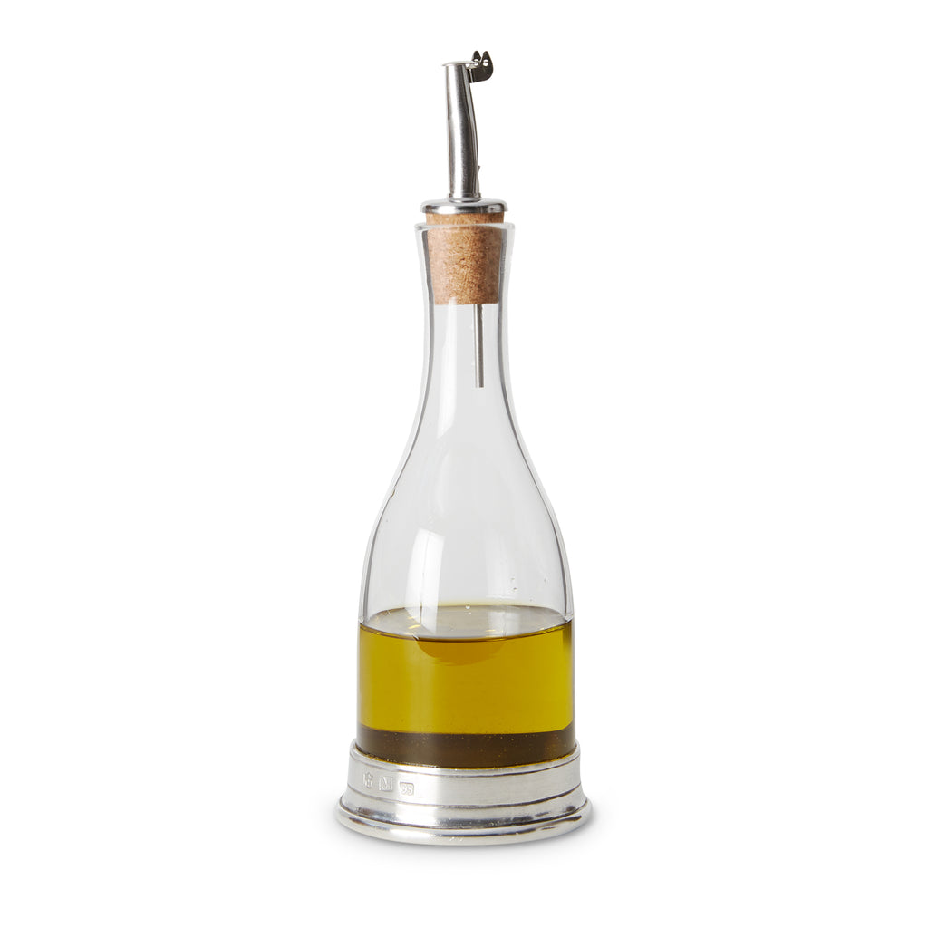 Cruet with Cork Dispenser