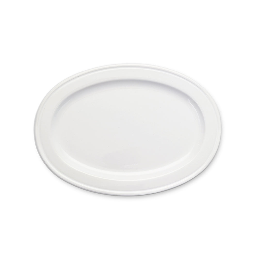 Convivio Ceramic Oval Tray