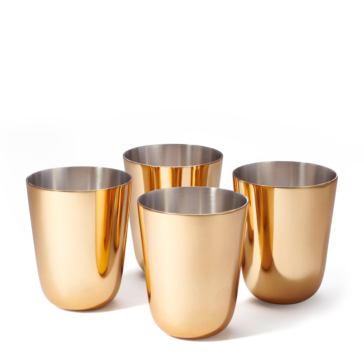 Fausto Julep Cups, Set of 4