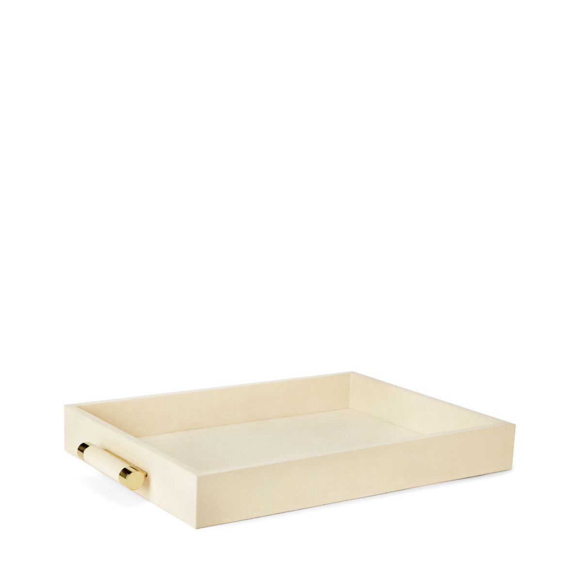 Classic Shagreen Serving Tray
