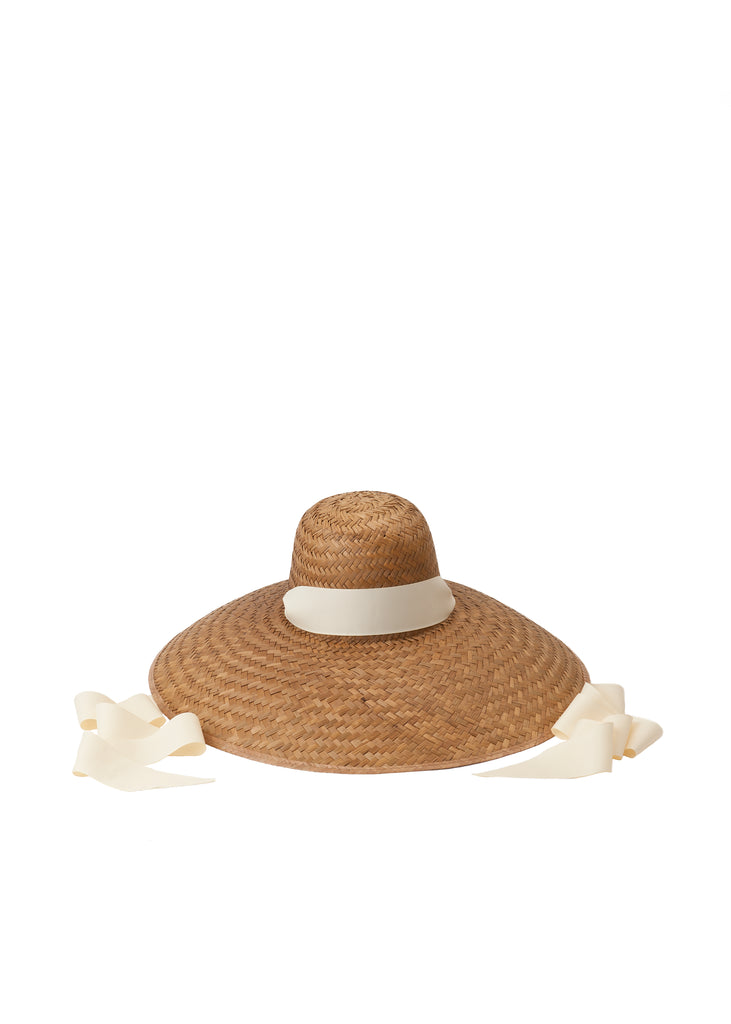 Exclusive: Over The Moon x Sarah Bray Bermuda Daisy Sun Hat