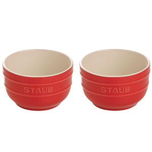 Ceramic Prep Bowl Set, Set of 2