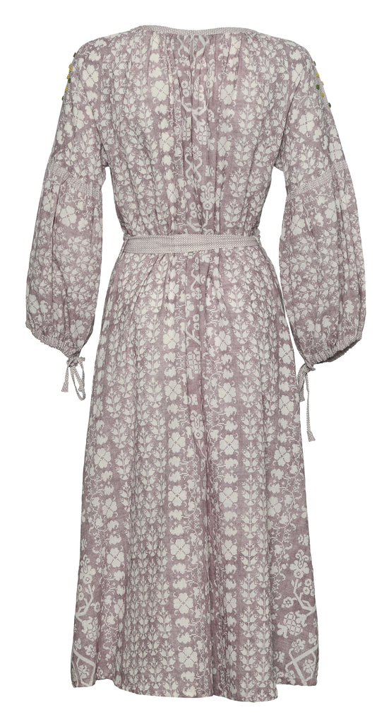 Toscana Embroidered Dress