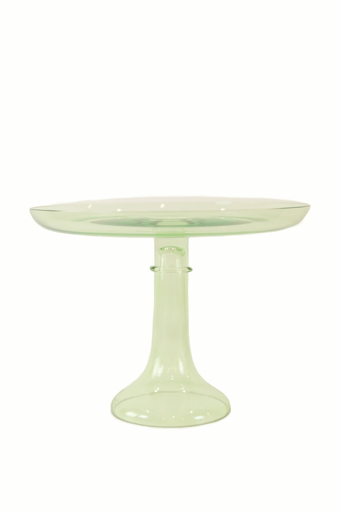 Estelle Cake Stand Mint Green