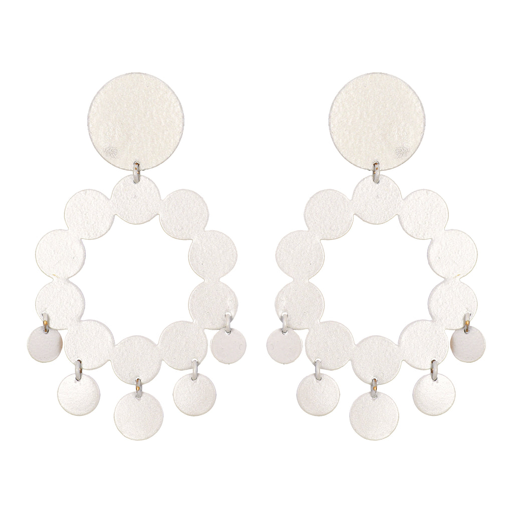 Pearl Celia Earrings