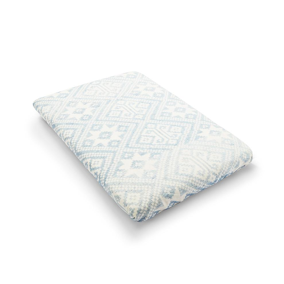 Light Star Muong Fitted Crib Sheet  Bedding