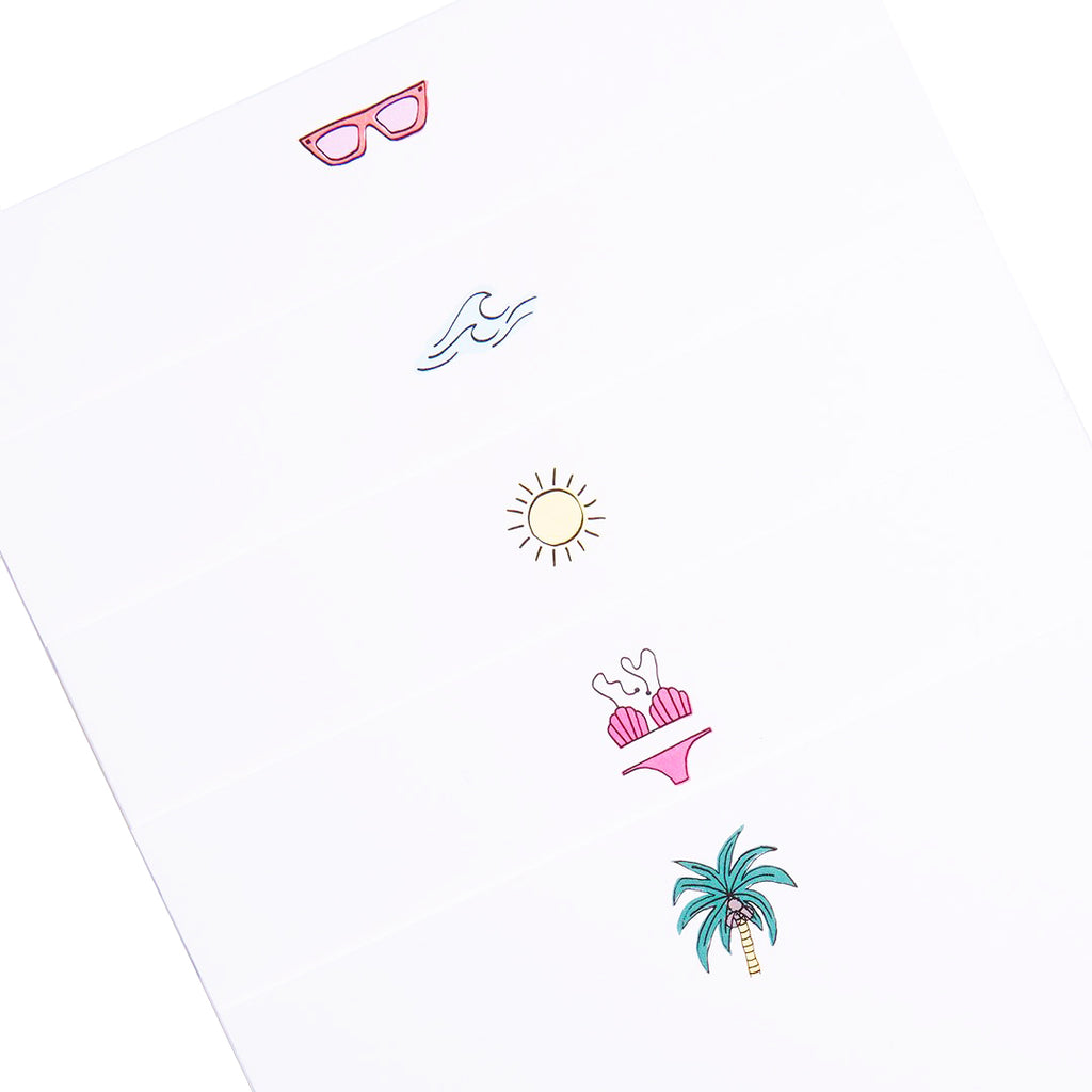Sun-kissed Notecards, Set of 10