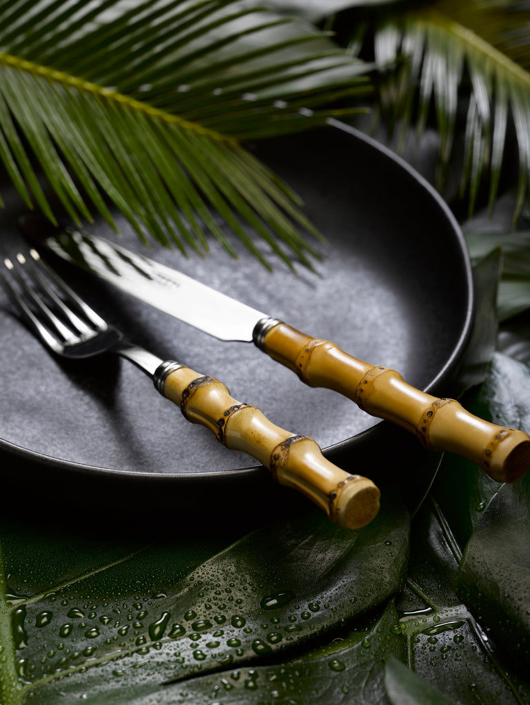 Bamboo Place Setting, Set of 5