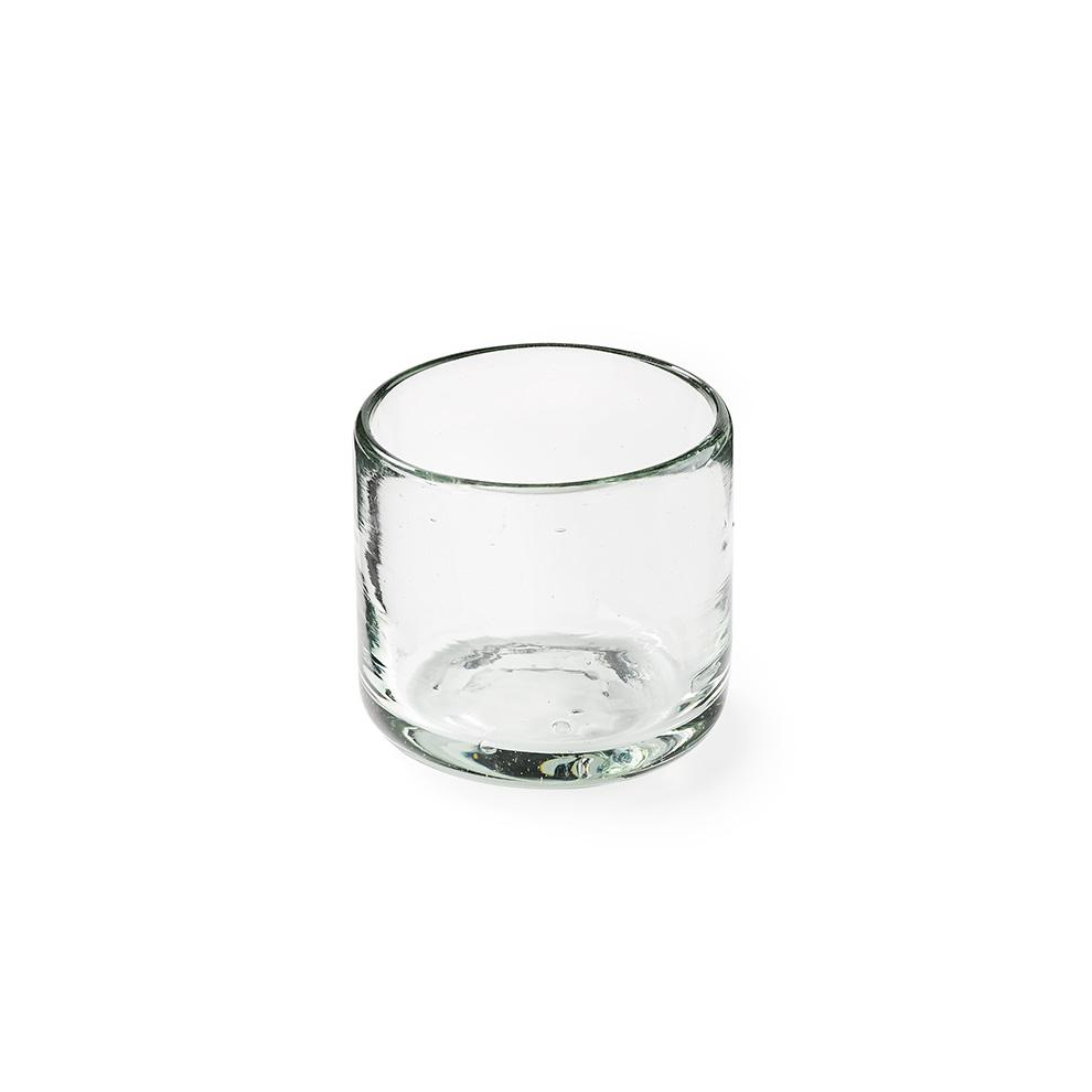 Clear Tumbler Glass, Set of 6