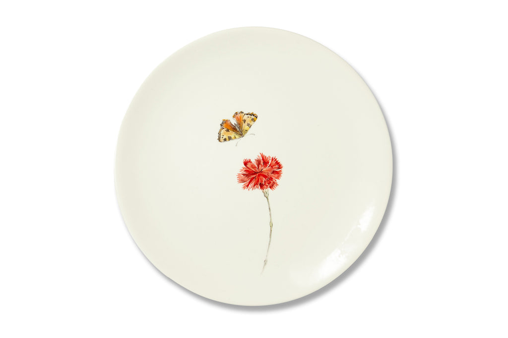 Bloom Plates, Set of 12
