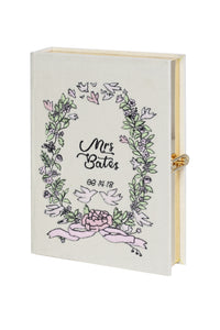 Just Married Book Clutch