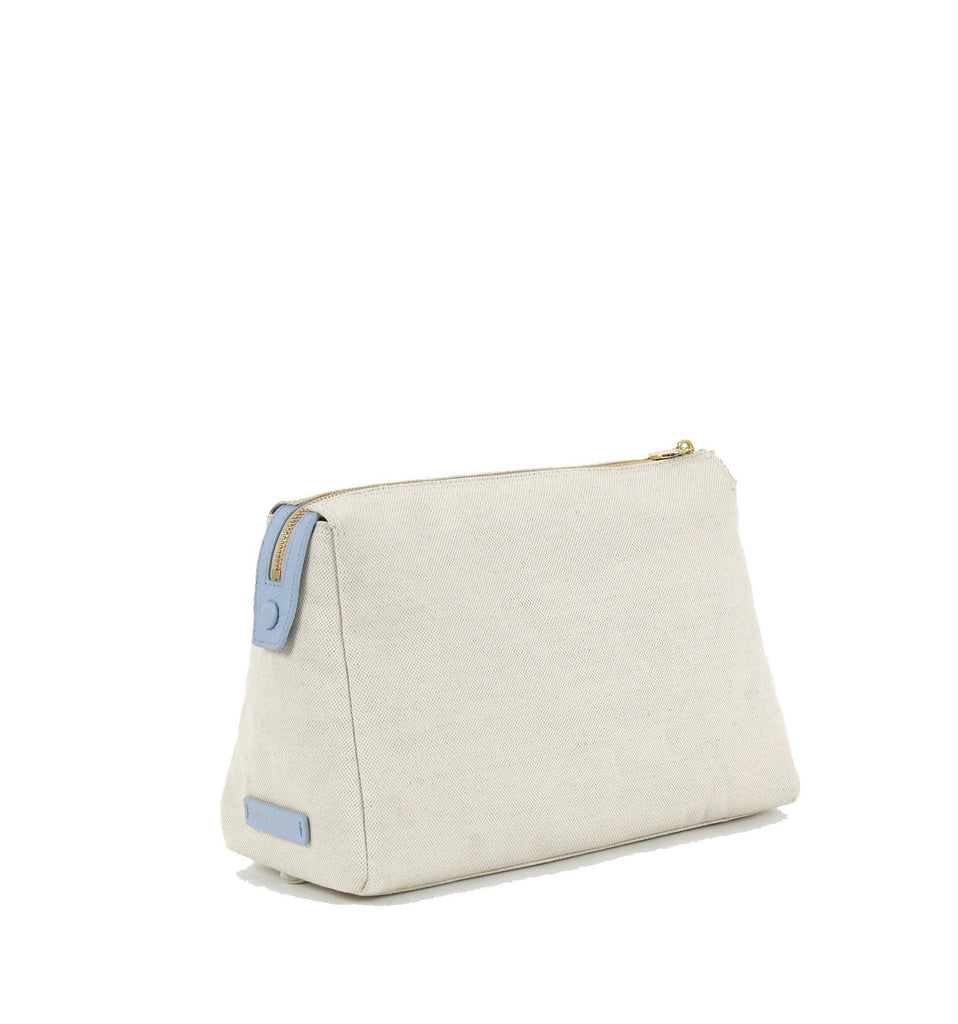The Small Canvas Pouch
