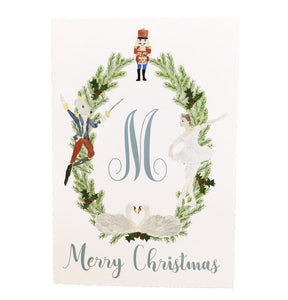 Custom Nutcracker Holiday Card