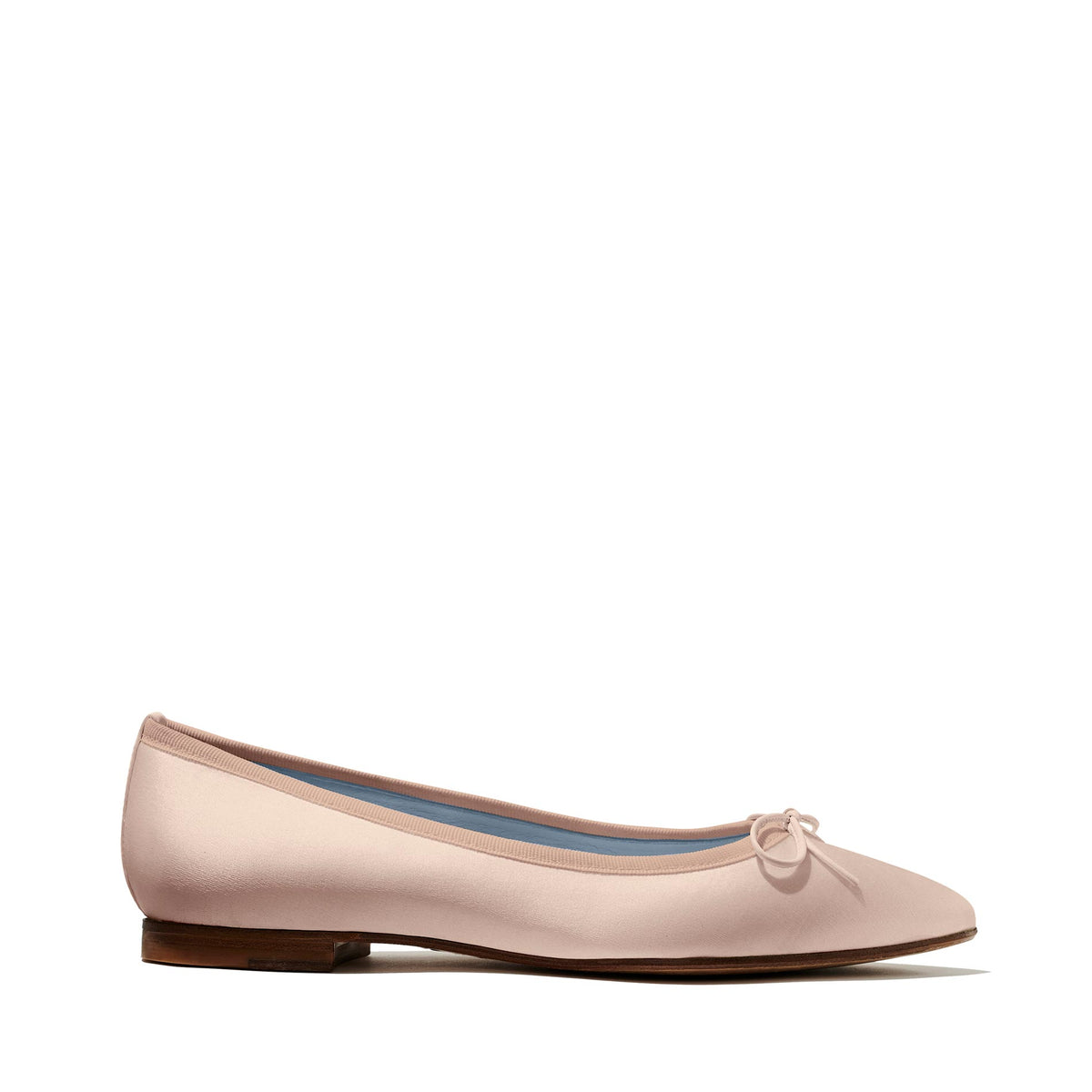 Made-To-Order Bridal: The Pointe in Blush Satin