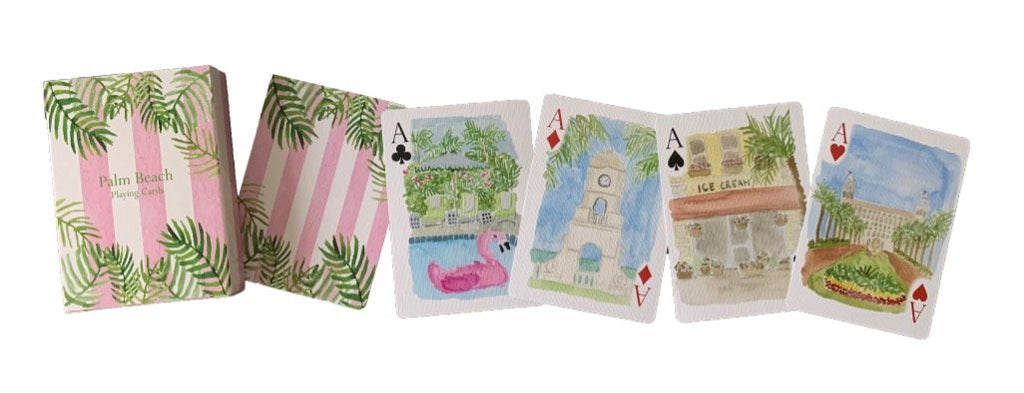 Palm Beach Playing Cards