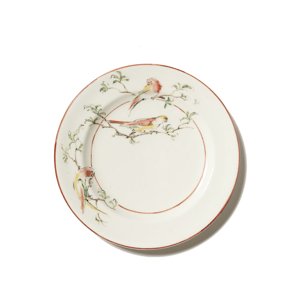 Parrot Bread Plate