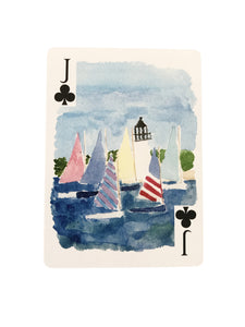 Nantucket Playing Cards