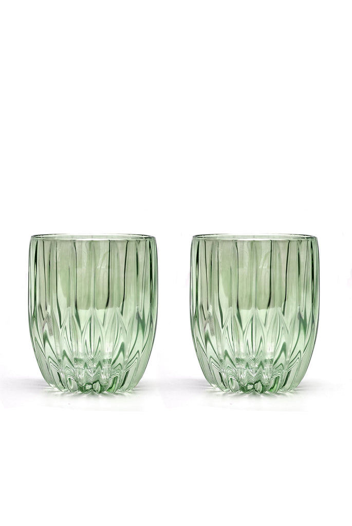 Small Water Glass, Set of 2