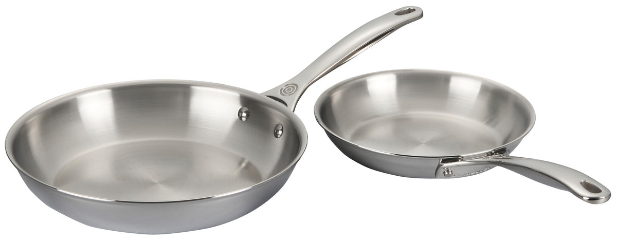 "2-Piece Set (8"" Fry Pan & 10"" Fry Pan)"