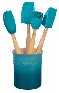 Craft Series Utensil Set with Crock, Set of 5