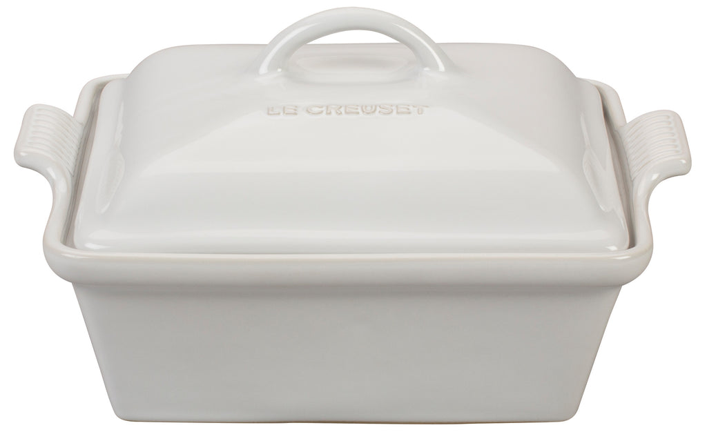 Heritage Covered Square Casserole