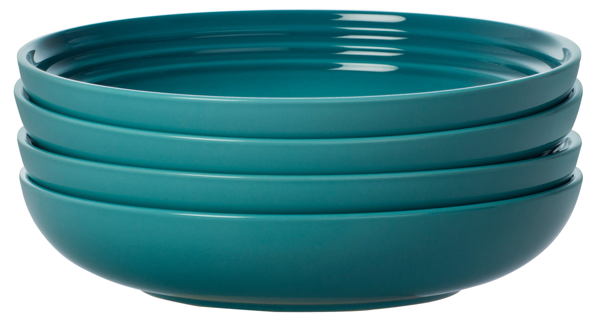"8.5"" Pasta Bowls, Set of 4"