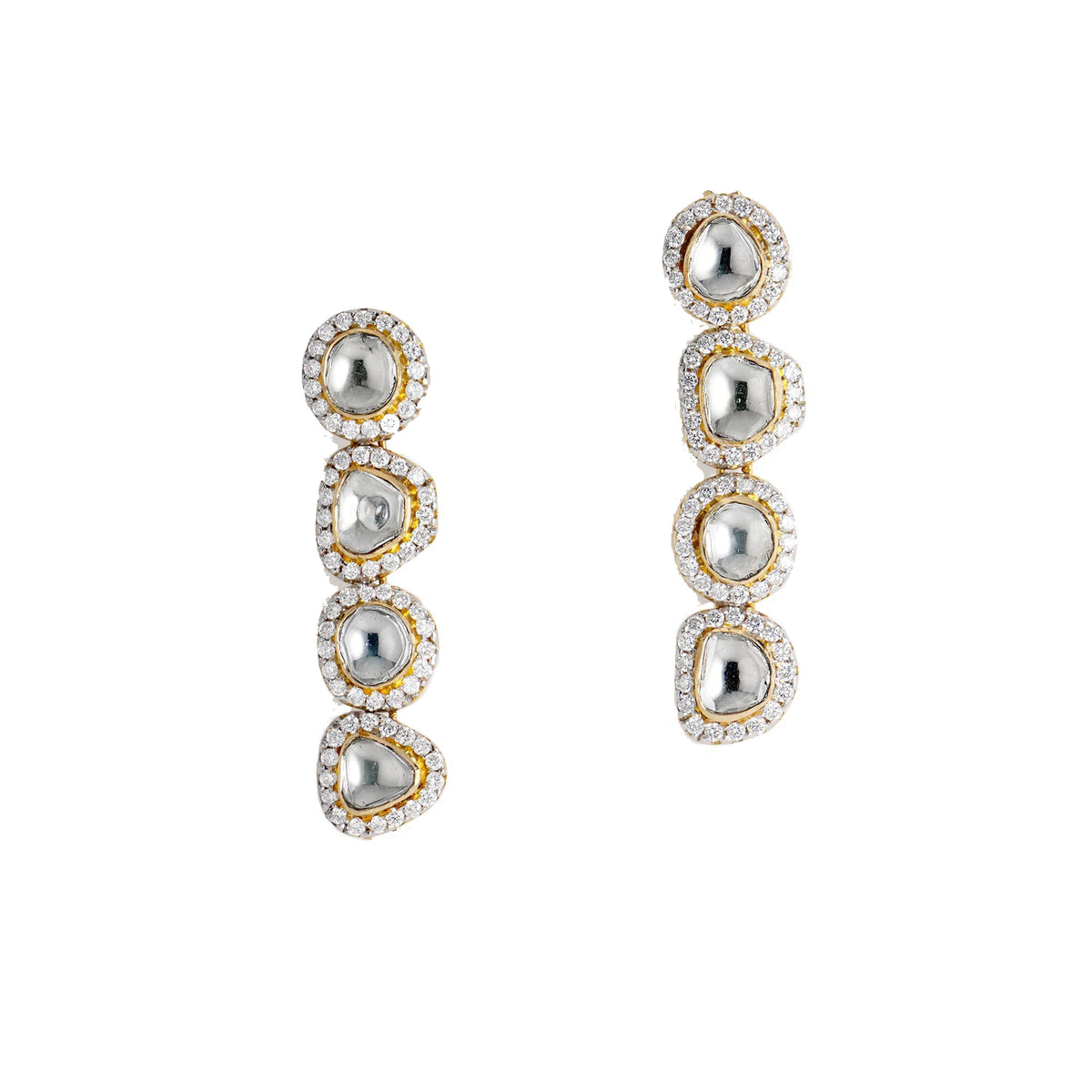 Abha Multiple Drop Earrings