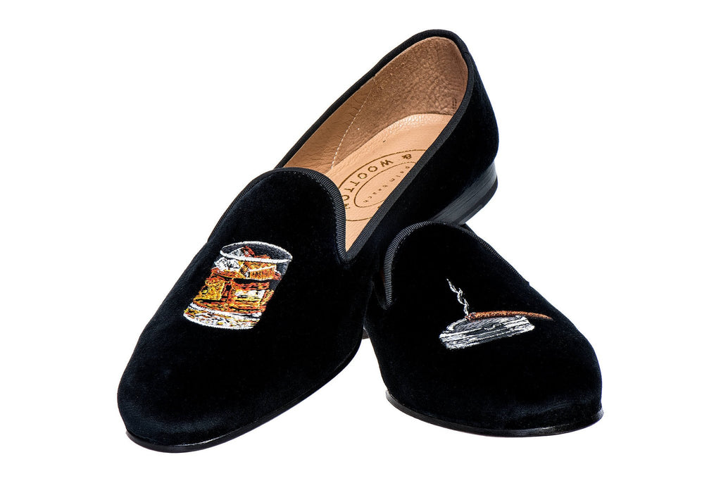 Men's Scotch Slipper