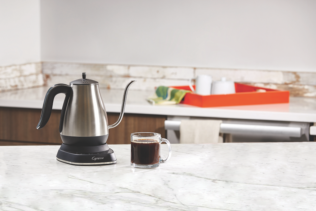 Capresso Pour-Over Kettle