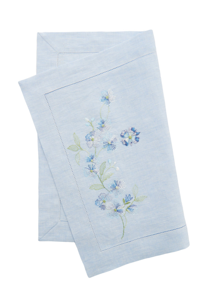 Embroidered Placemats, Set of 2