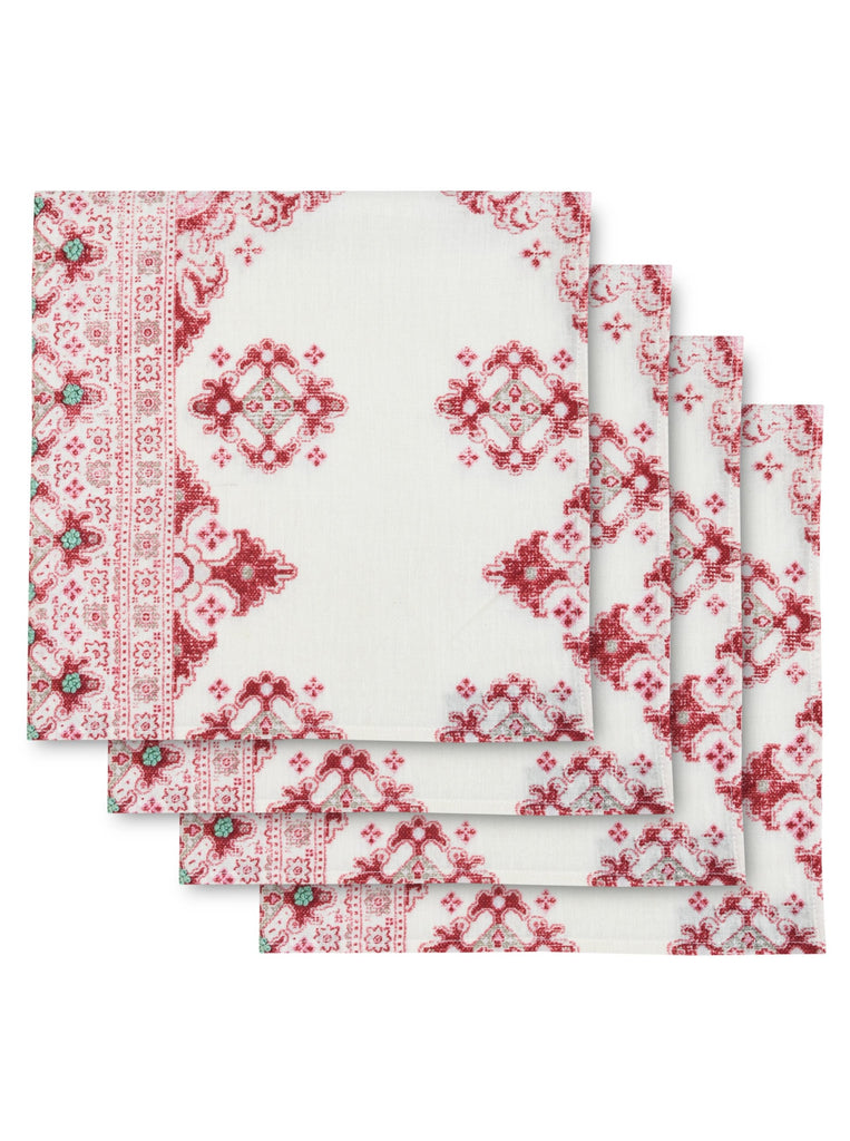 Vizcaya Napkin, Set of 4