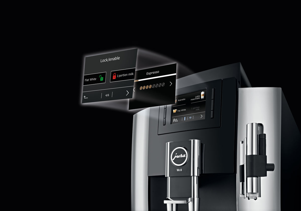 WE8 Automatic Coffee Machine